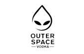Outer Space Vodka Alien Head