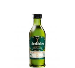 Уиски Гленфидих 12 годишен 0.05 л Миниатюра