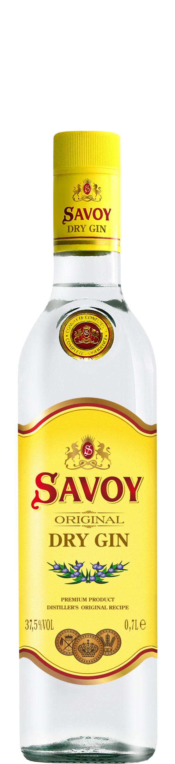 Джин Савой 0.5 л