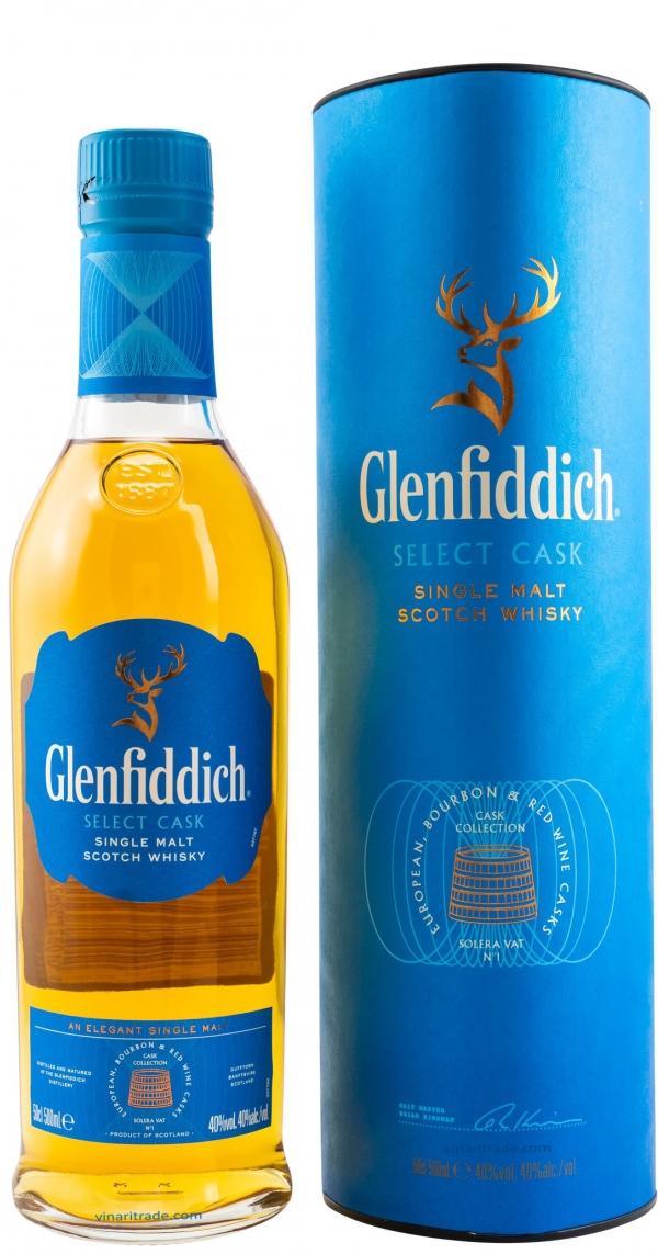 Уиски Гленфидих Селект Каск 0.5 л