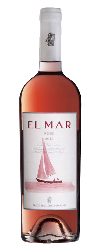 Вино Ел Мар Розе Поморие 0.75 л