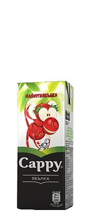 Натурален Сок Капи Ябълка 0.2 л