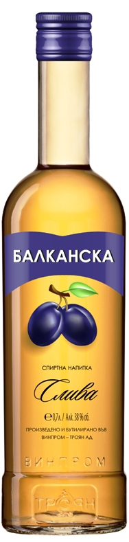 Троян Балканска Слива 0.7 л
