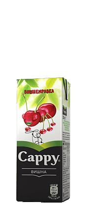 Натурален Сок Капи Вишна 0.2 л
