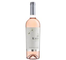 Вино Кортен Натура Розе от Мелник 0.75 л