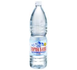 Минерална Вода Горна Баня 1.5 л