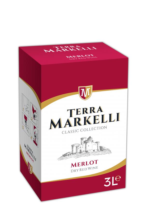 Тера Маркели Мерло 3 л