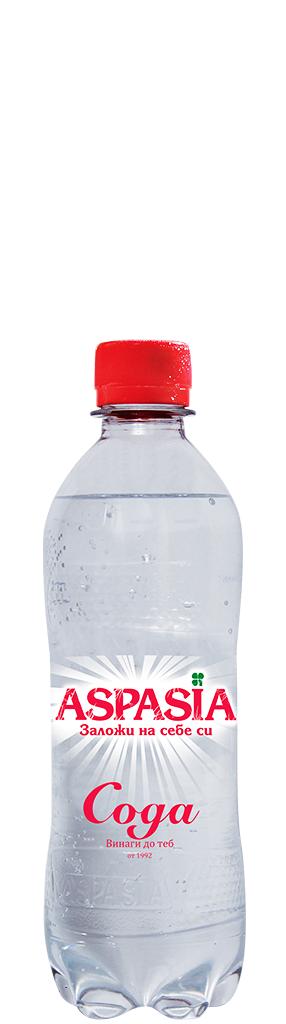 Аспасия Сода 0.330 л