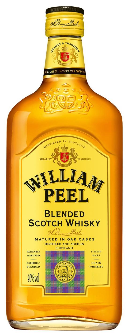 Уиски Уилям Пийл 0.7 л