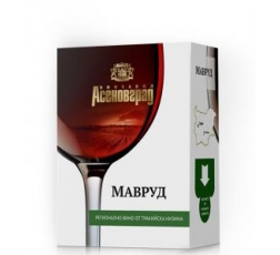 Асеновград Мавруд 3 л