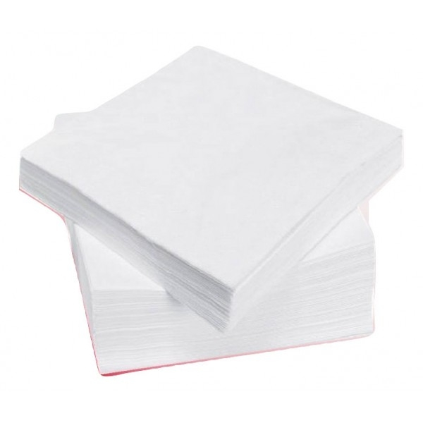 Бели Салфетки 500 бр