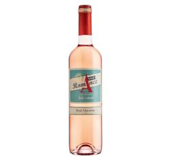 Вино Рю Романс Розе от Марселан, 0.75 л, Домейн Бойар
