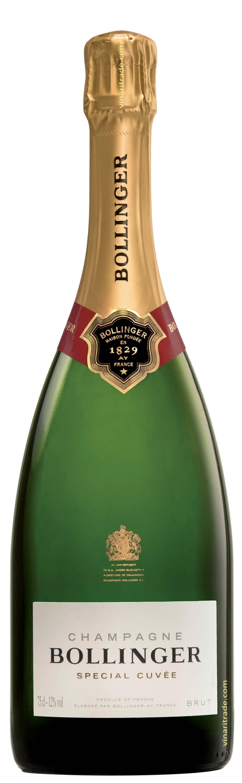 Шампанско Болинджър Спешъл Кюве Брут 0.75 л