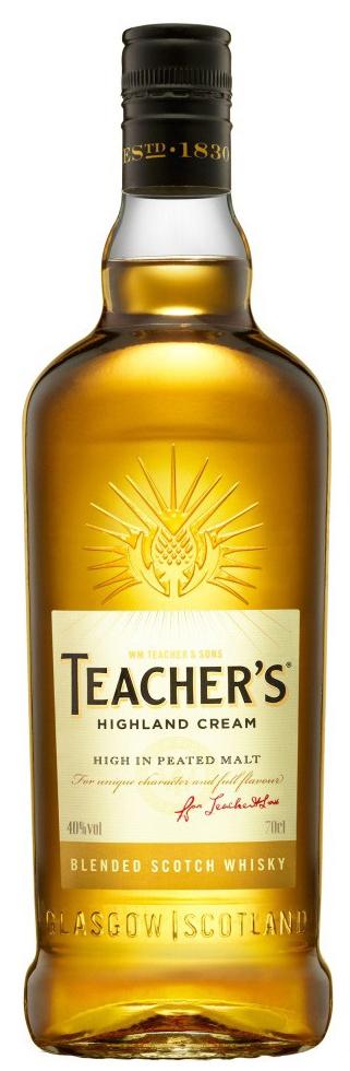 Уиски Тийчърс 1 л