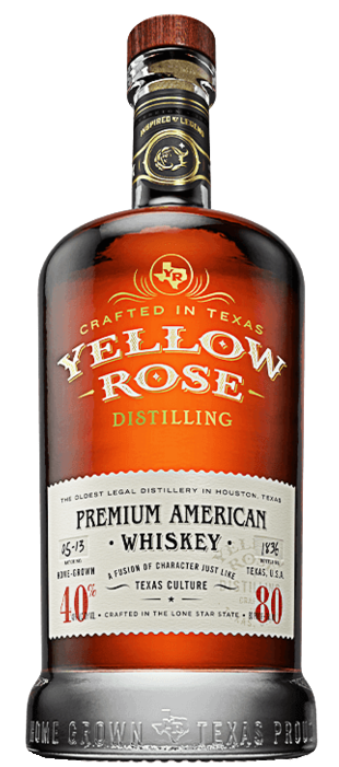 Уиски Йелоу Роуз Премиум Американ 0.7 л