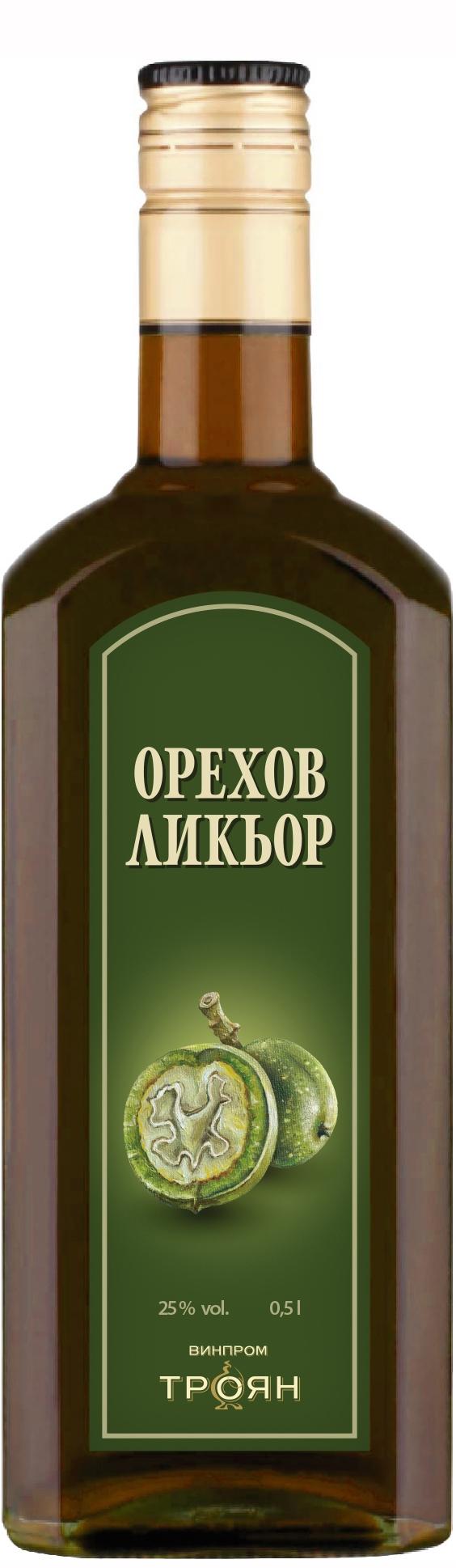 Орехов Ликьор 0.5 л