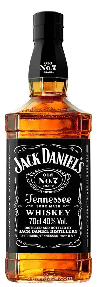 Уиски Джак Даниелс 0.7 л