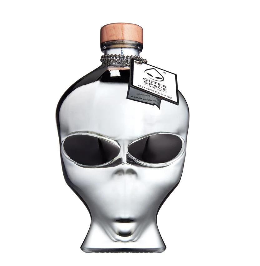 Водка Извънземна Глава – Хром 0.7 л