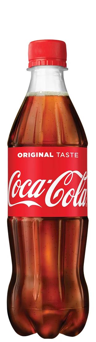 Кока Кола 0.5 л