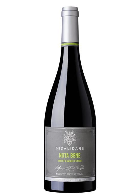 Червено Вино Мидалидаре Нота Бене 0.75 л