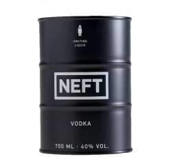 Водка Нефт Блек Барел 0.7 л
