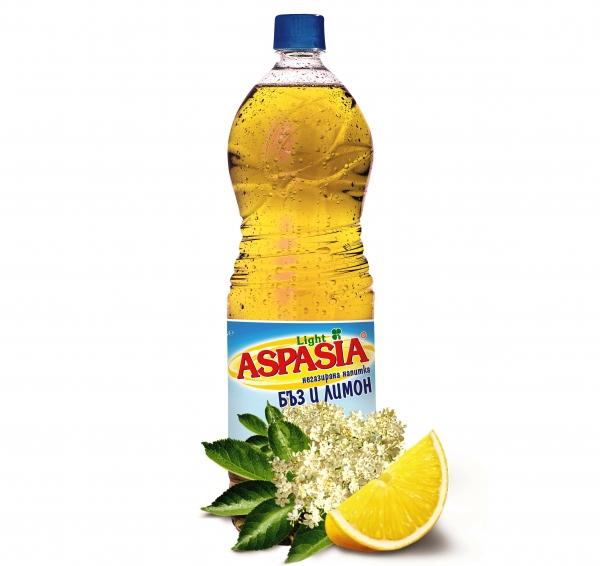 Аспасия Сок Бъз и Лимон 2 л