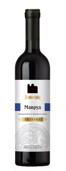 Асеновград Мавруд Резерва 0.75 л