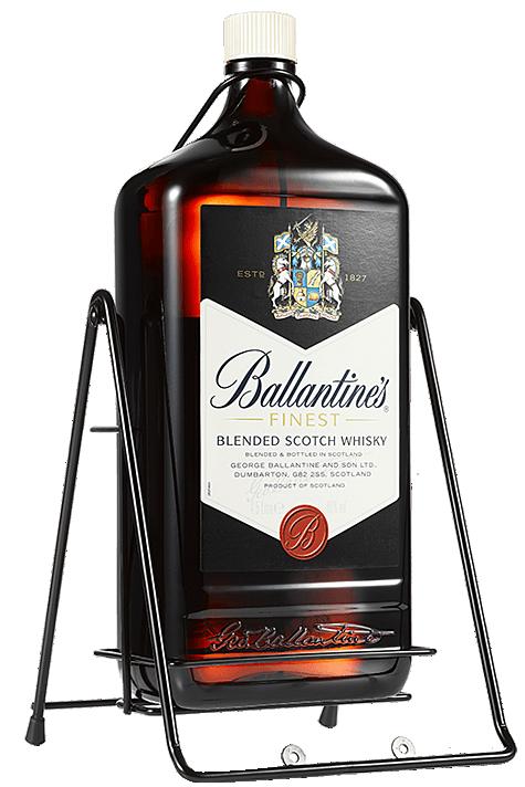 Уиски Балантайнс 3 л с Люлка