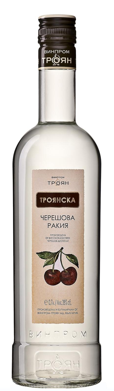 Троянска Черешова Ракия 0.7 л