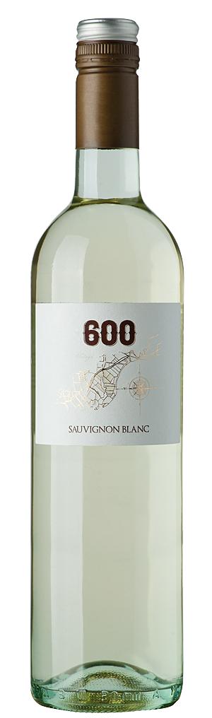 Бяло Вино Совиньон Блан 600 Ничия Земя 0.75 л