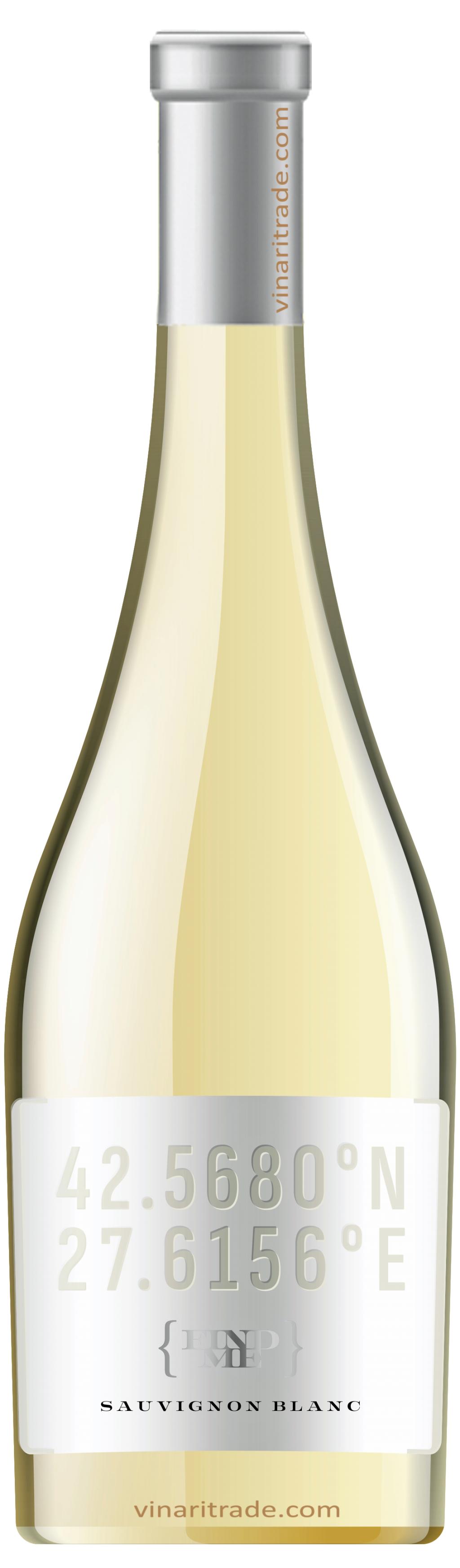 Бяло Вино Find Me Совиньон Блан Поморие 0.75 л