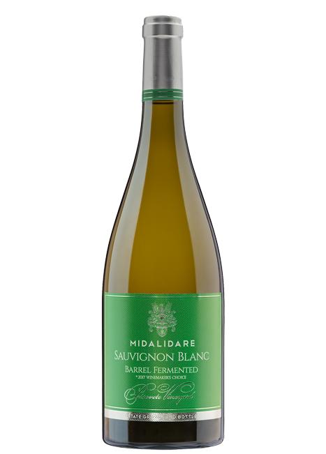 Бяло Вино Мидалидаре Уайн Мейкърс Чойс Совиньон Блан Барел Ферментед 0.75 л