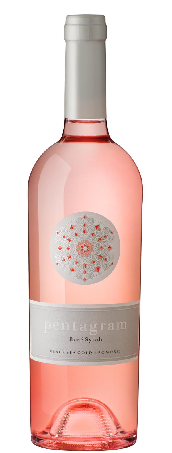 Вино Пентаграм Розе от Сира Поморие 0.75 л