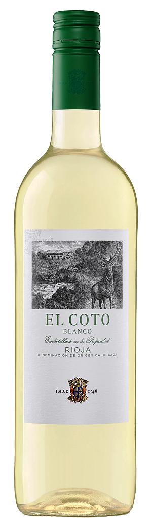 Бяло Вино Ел Кото Бланко Риоха 0.75 л