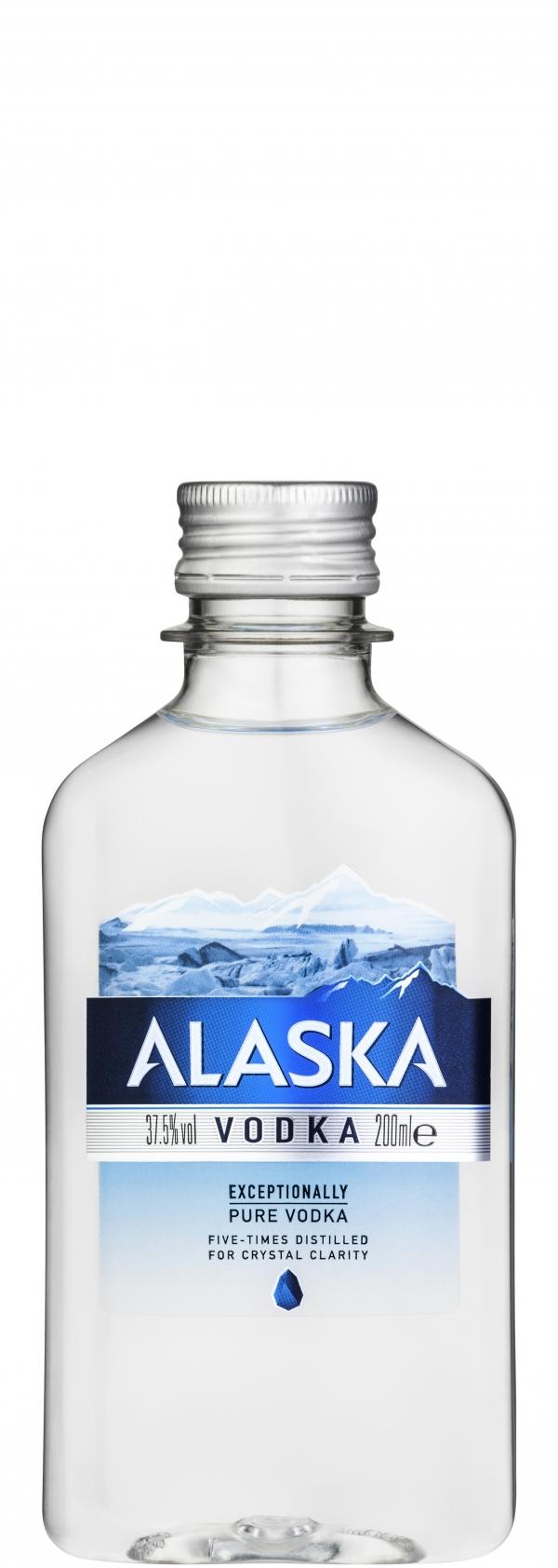 Водка Аляска 0.2 л ПВЦ