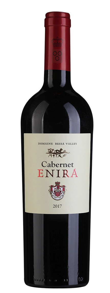 Червено Вино Енира Каберне Совиньон 0.75 л