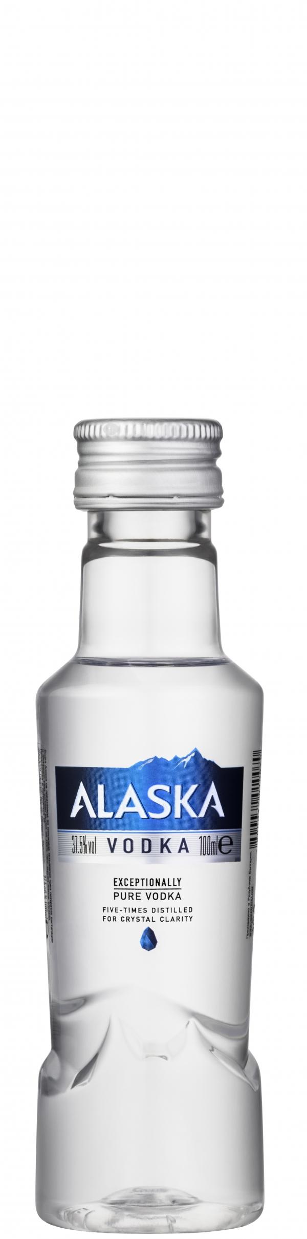 Водка Аляска 0.1 л