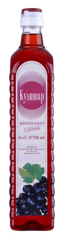 Винен Оцет Кулинар 0.330 л