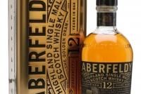 Уиски Аберфелди Голд 12 годишно 0.7 л в Метална Кутия