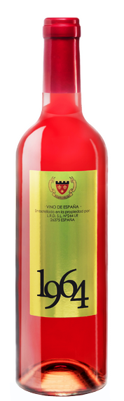 Вино Розе 1964 0.75 л