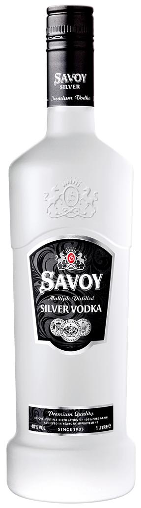 Водка Савой Силвър 1 л