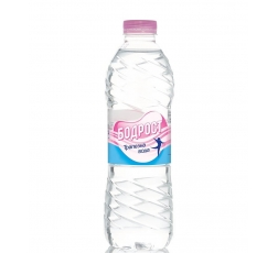 Трапезна Вода Бодрост 0.5 л х 12 бр в стек