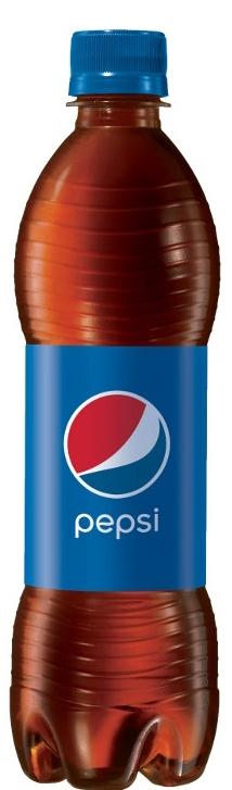 Пепси Кола 0.5 л