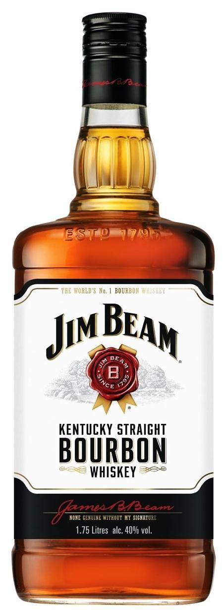 Уиски Джим Бийм 1.75 л