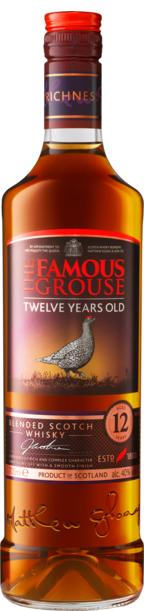 Уиски Феймъс Граус 12 годишно 0.7 л
