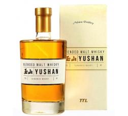 Тайванско Уиски Юшан Блендид Малц 0.7 л
