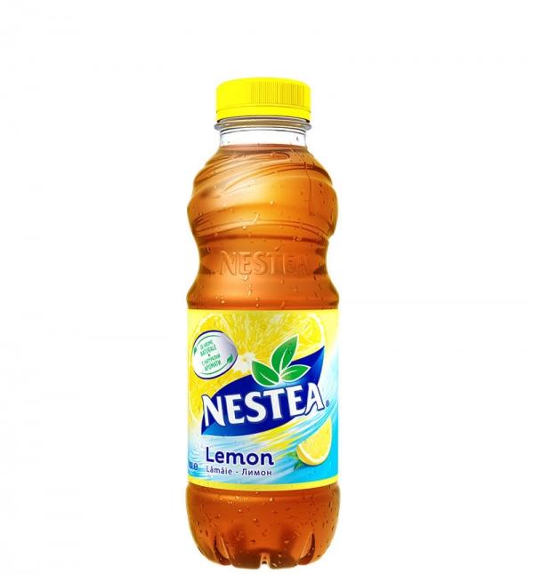 Студен Чай Нестий Лимон 0.5 л