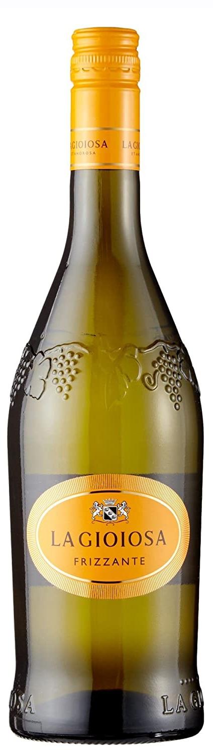 Пенливо Вино Ла Джиоса Фризанте Бианко 0.75 л