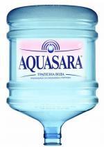 Трапезна Вода Аква Сара 10 л