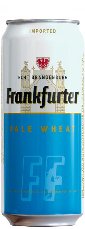 Бира Франкфуртер 0.5 л Кен